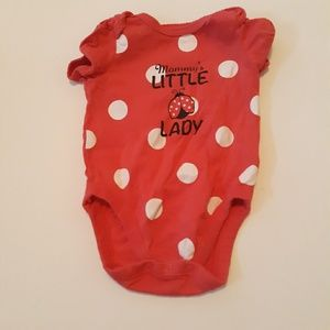 Place Girls one piece 0-3m